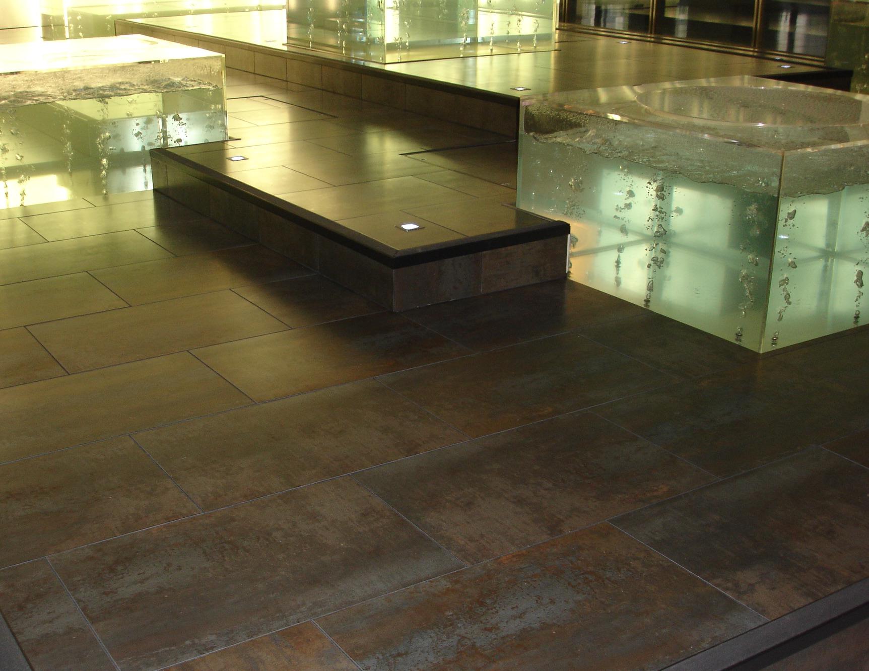 Overbury - Tiling